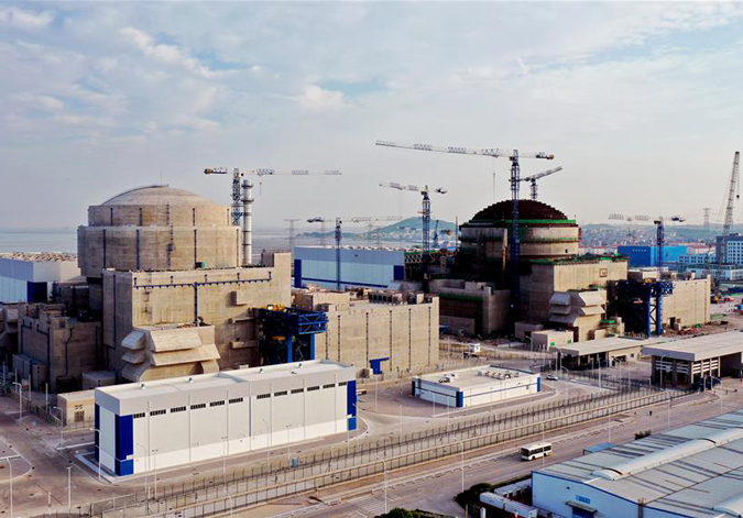 """我国自主三代核电""""华龙一号""""全球首堆首次达到临界状态"""