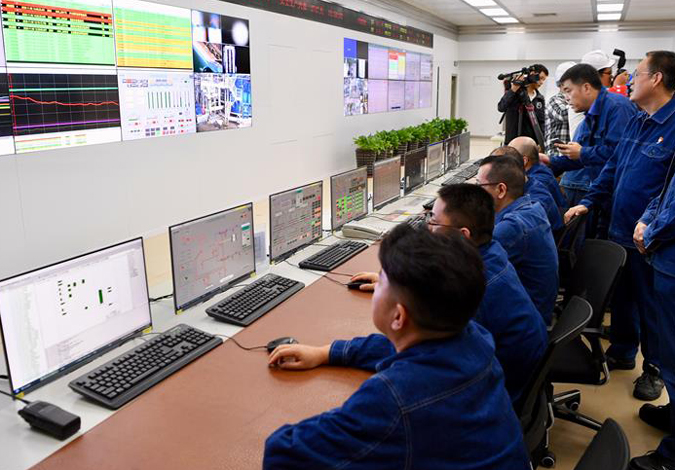 我国发电领域首台套全国产化分散控制系统成功投用