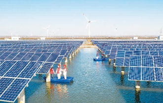 中國能源發展進入新時代