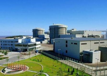 广东阳江核电站5号机组首次并网发电