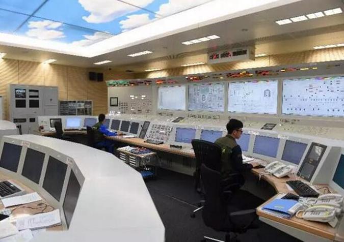 和睦系统实现百万千瓦级核电工程首台套应用