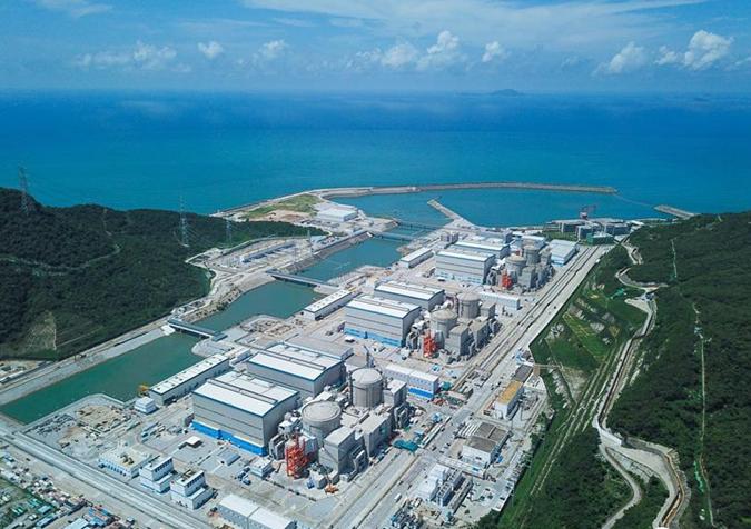 阳江核电5号机组完成示范运行,具备商运条件