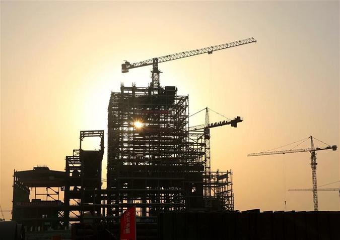迪拜哈翔清洁燃煤电站项目增益中阿合作