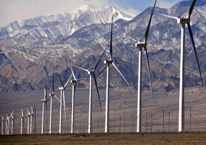 弃风限电情况好转,节能风电半年净利3.38亿元
