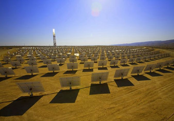 大型风能和太阳能发电设施将改善撒哈拉沙漠生态