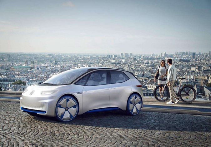 德国大众加快电动汽车转型步伐