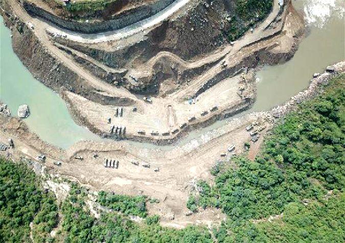 中巴經濟走廊首個水電投資項目進入全面施工階段