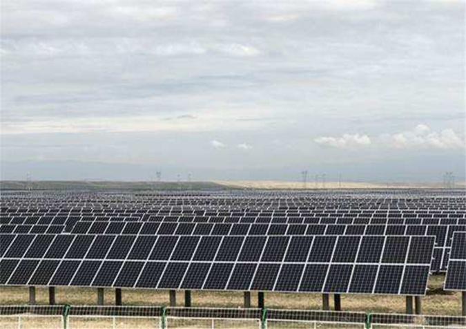 青海100兆瓦光伏扶贫项目投产年总收入将达1.2亿元