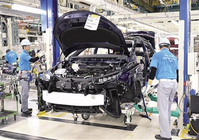 全球车用氢能产业迈出实质性步伐