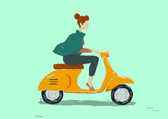 电动自行车正越来越多采用汽车技术