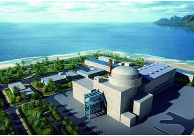"""自主三代核电""""华龙一号""""英国通用设计审查正式进入第三阶段"""