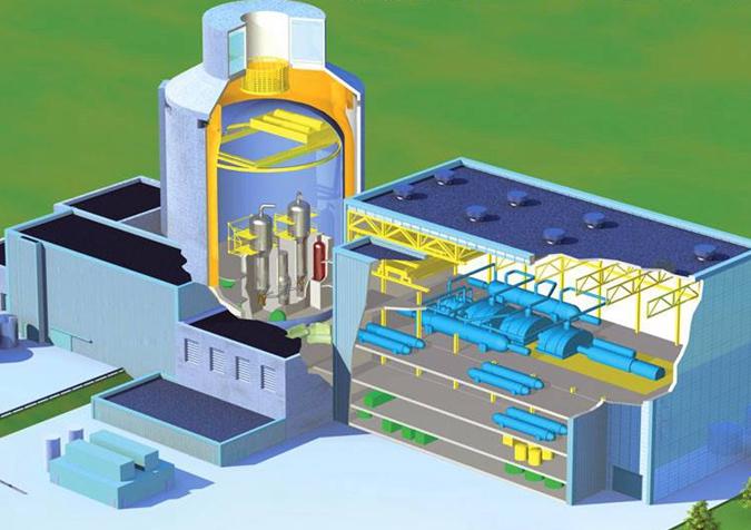 """打造自主核電技術的""""樣板間"""""""