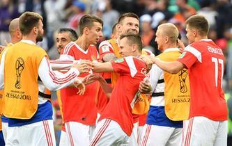 5:0!世界杯揭幕戰俄羅斯狂勝沙特