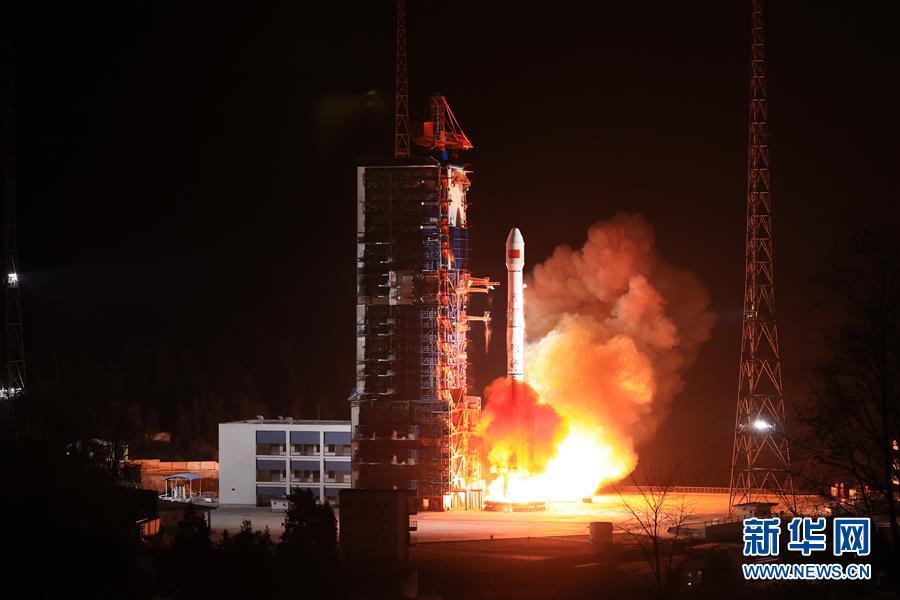 我国成功发射通信技术试验卫星六号 卫星进入预定轨道