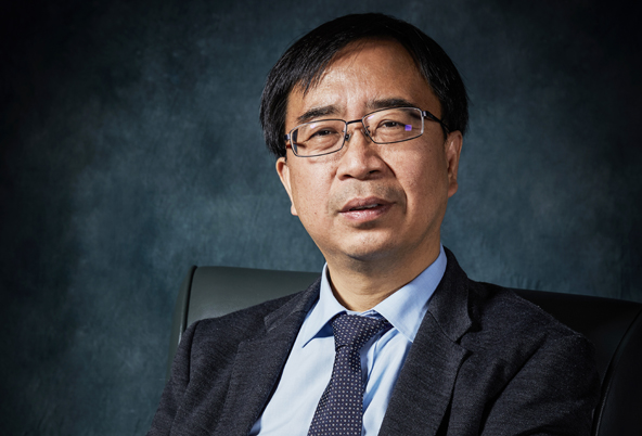 2017未来科学大奖物质科学奖奖获奖人——潘建伟