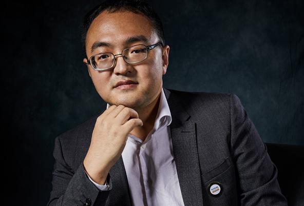 2017未来科学大奖数学与计算机科学奖奖获奖人——许晨阳