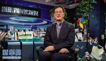 王中林:我不会享受生活?科研就是我的生活