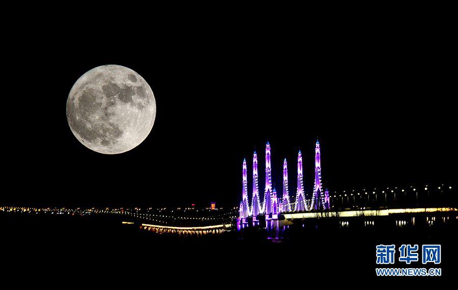 红月亮,蓝月亮,超级月亮……有啥不一样