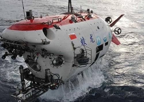 徐芑南:我国深潜技术发展迅速