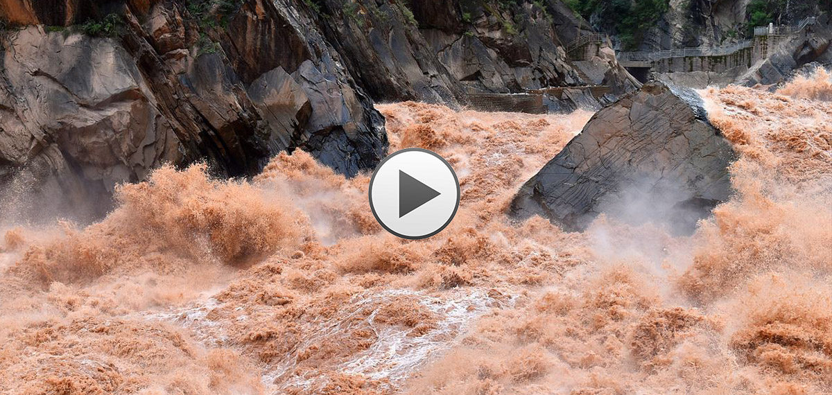 遭遇泥石流如何逃生避险?收好这份生命指南