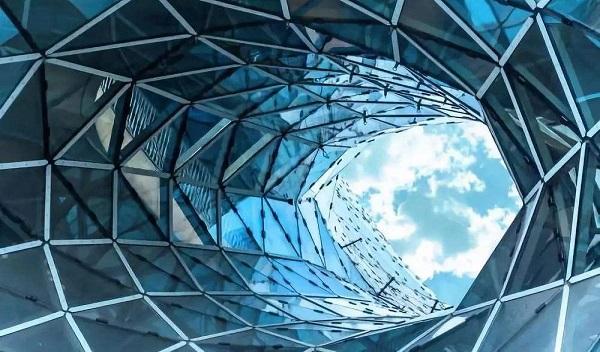 智能玻璃僅用光就能識別數字