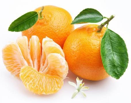 吃橘子為什麼會上火?