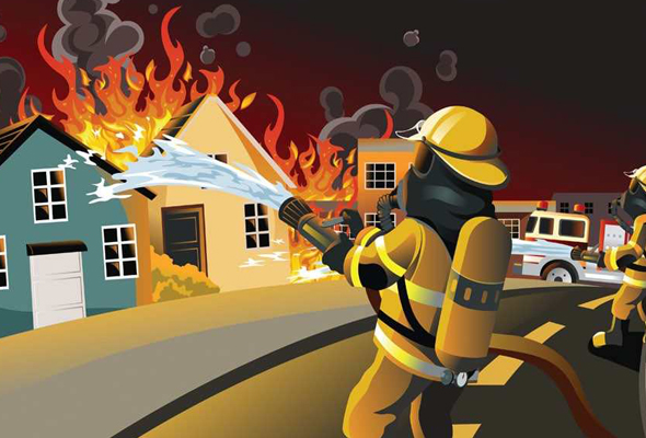 消防安全小課堂