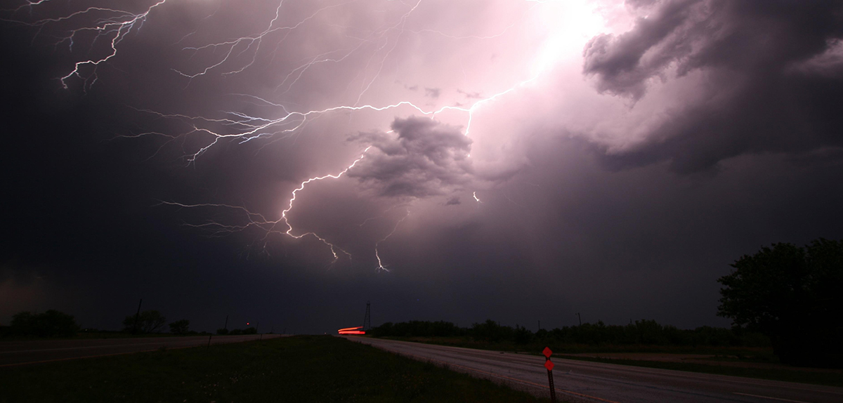 臺風暴雨天這些地方容易觸電