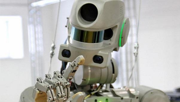"""看看那些在天上""""打工""""的機器人"""