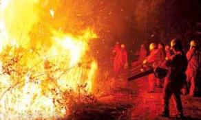 秋季火災預防小貼士
