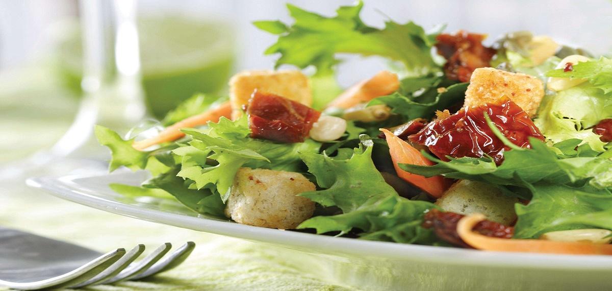 清淡饮食等于吃素?一图解读