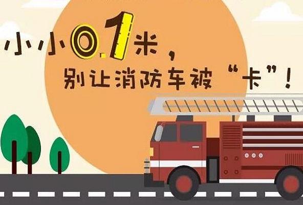 """""""小禍釀大災"""",消防通道被堵到底有多危險?"""