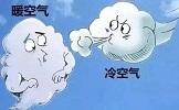 冷空氣的影響力