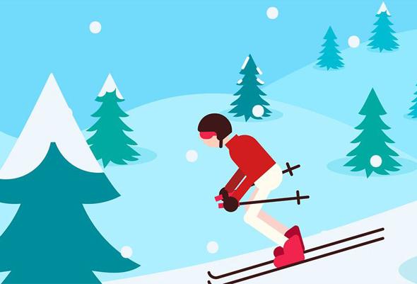 滑雪,記好這些少受傷!