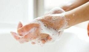 如何正确洗手?