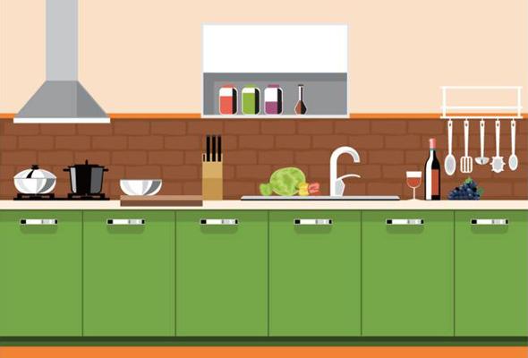 廚房消防安全注意事項