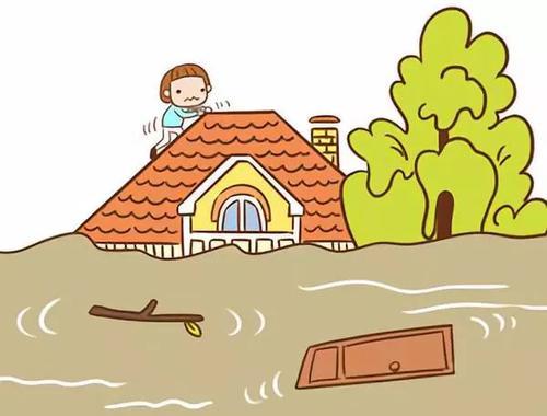 洪水來臨如何應對?