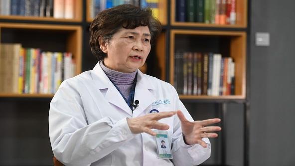 中国科学院院士李兰娟寄语视频