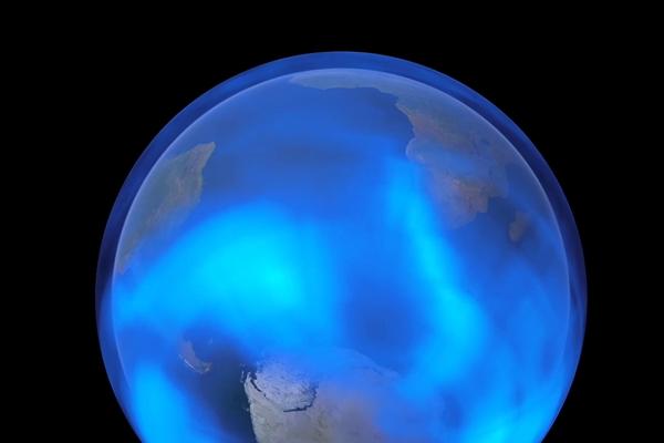 關注生態的保護傘——臭氧層