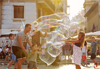 巴倫西亞:悠閒夏日
