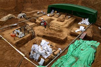 洛陽發現西漢大墓