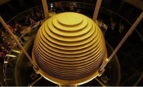 筆尖科學——保持高樓穩定的風阻尼器