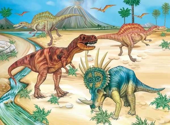 探索古生物学的奥秘——恐龙的演化(中)
