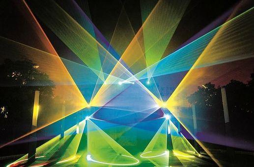 走进超强超短激光与物质相互作用实验室