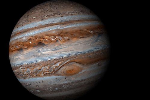你了解木星的大气结构吗?