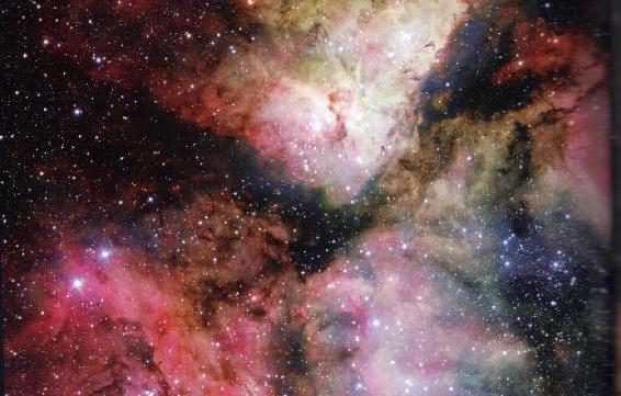 """听说银河中的星云和恒星有""""血缘""""关系?"""