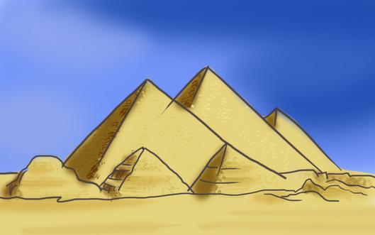 """苏丹""""小金字塔""""——麦罗埃金字塔群"""
