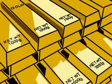 黄金——财富的象征