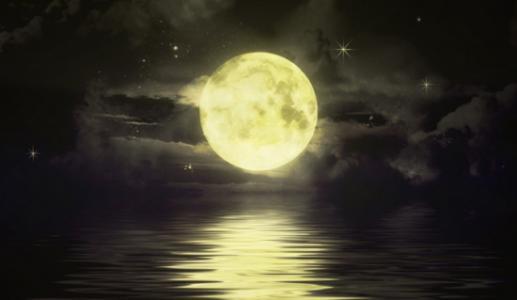 为何月到中秋分外明?