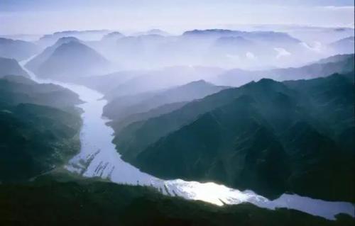 亚洲第一长河——长江